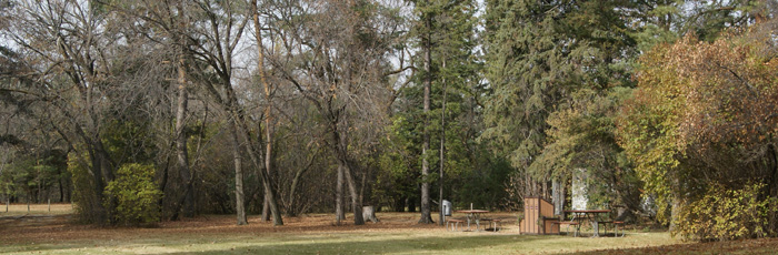 pfra picnic area